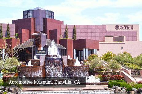 Automotive Museum, Danville, CA